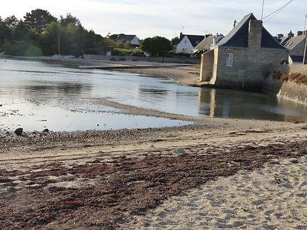 Ancien moulin à marée de Stervins