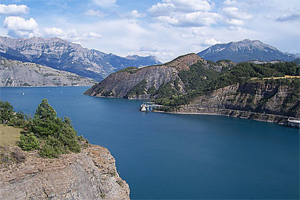 Lac Artificiel de Serre-Ponçon