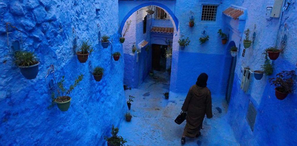 Le Maroc méditerranéen, de la frontière algérienne à l'Atlantique