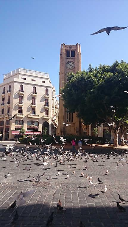 Beyrouth place de l'étoile