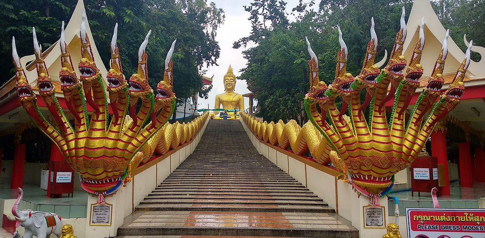 Premier voyage en Thaïlande : 16 jours, 5 villes, 1 île