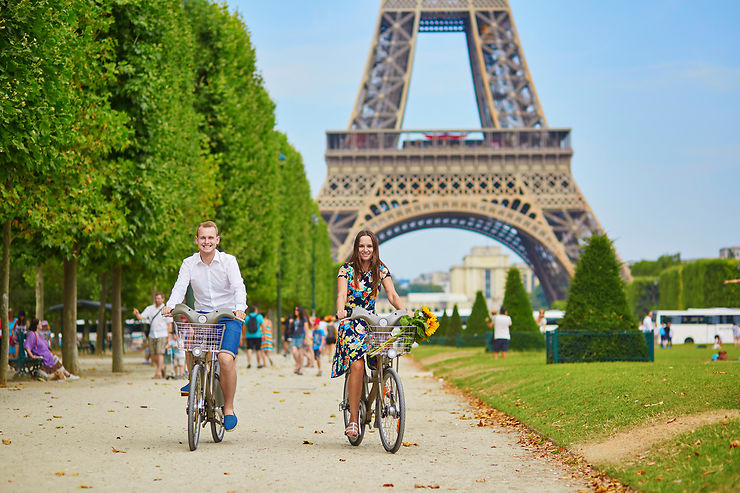 Balades à Paris et en Île-de-France