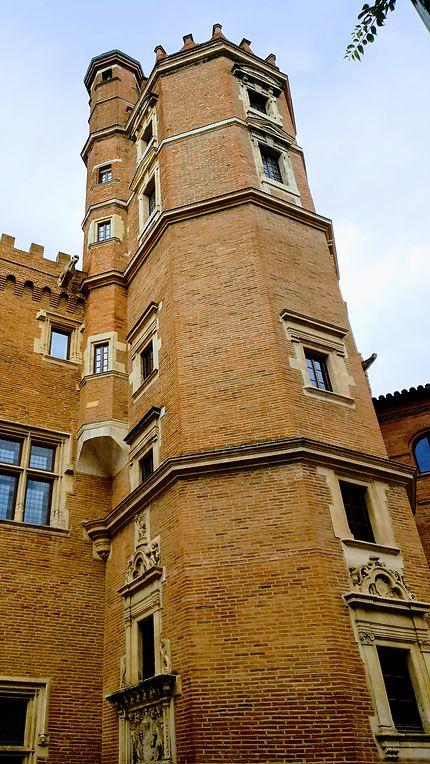 Ancien hôtel particulier, musée Dupuy à Toulouse