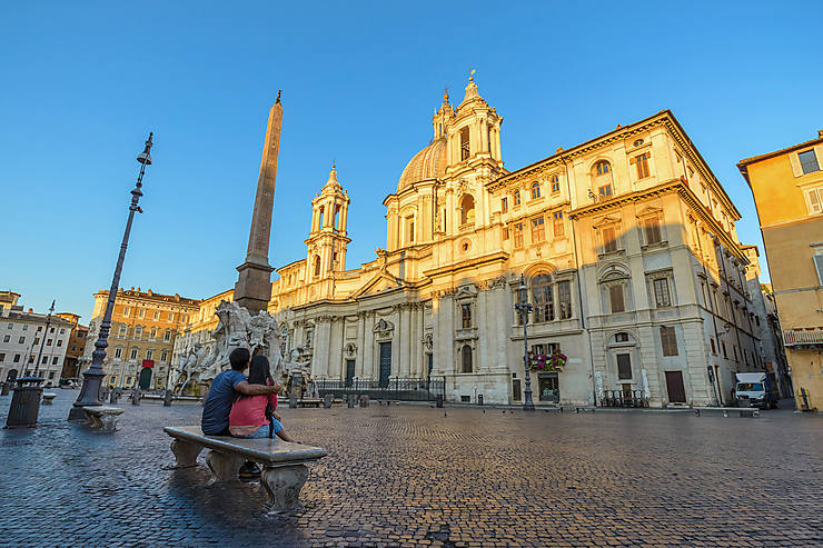 Rome A Deux Idees Week End Italie