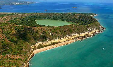 Lac Dziani (Petite-Terre)
