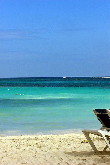Un coin de paradis pour se reposer