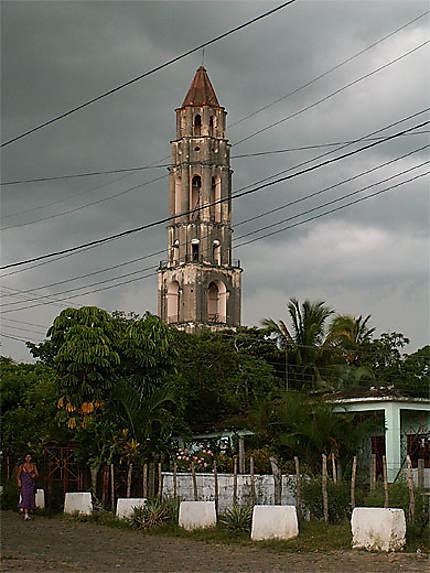 La torre Iznaga