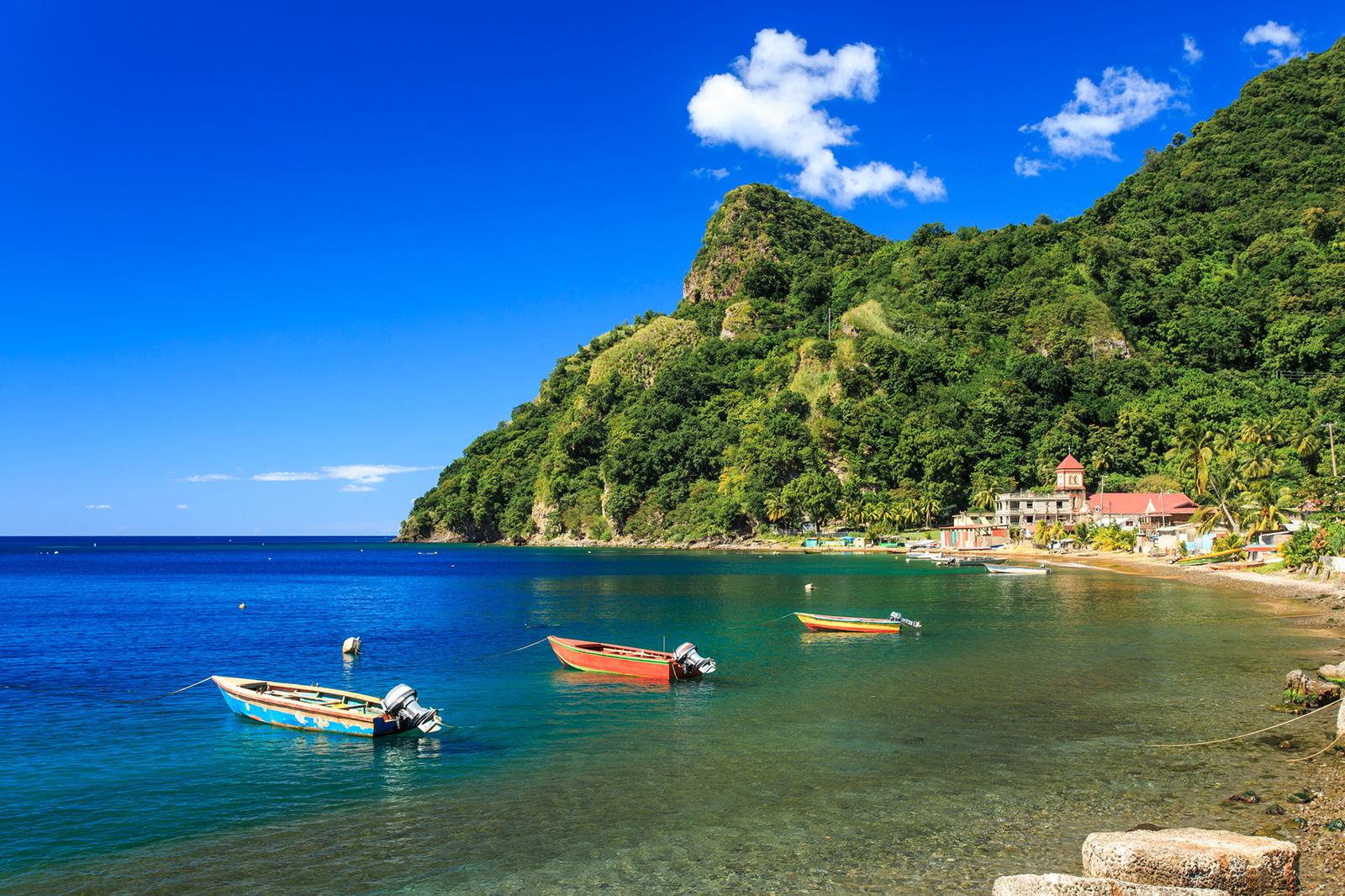 vacances île de la dominique