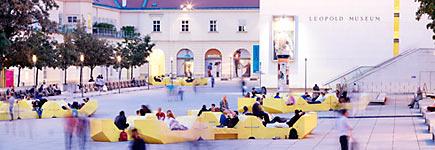 Vienne, le printemps des arts