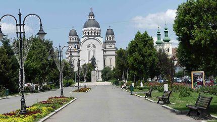 Targu Mures - Cathédrale orthodoxe