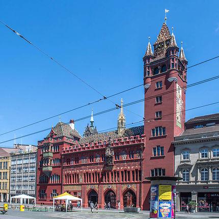 Hôtel de ville de Bale