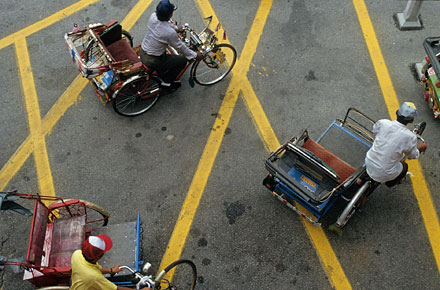 Malacca, la Malaisie mosaïque