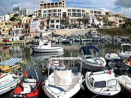 Le port de Sélinonte