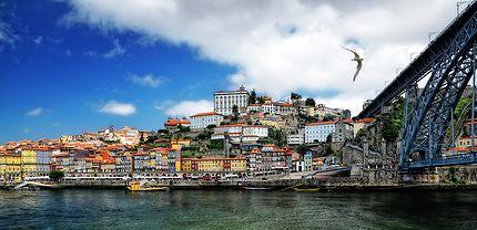Le Douro à Porto
