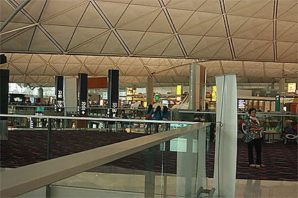 Aéroport de Hong-Kong