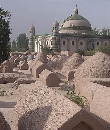 Tombe d'Abakh Khodja