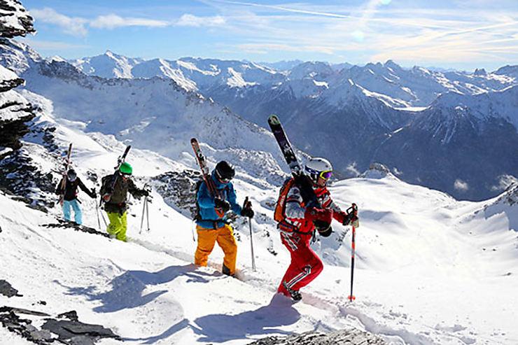 Enquête - Les Européens plébiscitent les stations de ski françaises