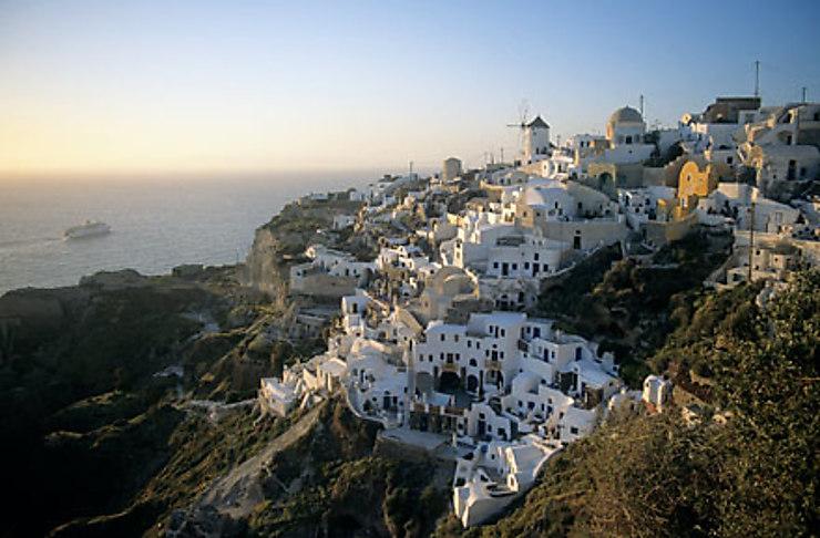 Grèce : les Cyclades, d'île en île