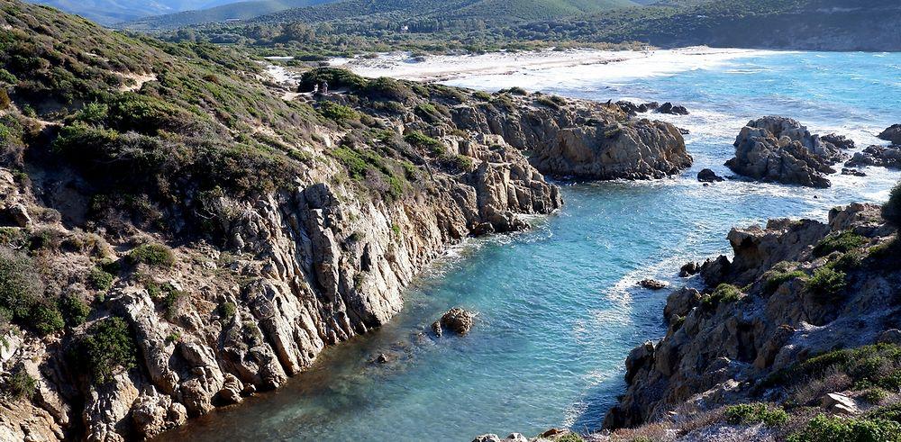 Retour de 6 jours en Corse autour de St- Florent juste avant le confinement