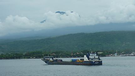 Baie de Ketapang, et Gunung Rinjani