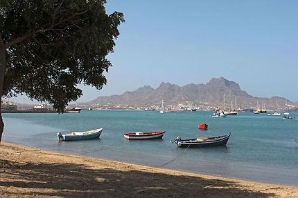 Baia do Porto Grande, Monte Cara