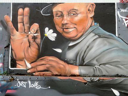 Street art (Batsh)