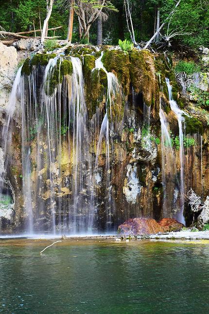 Hanging Lake : un diamant dans la nature