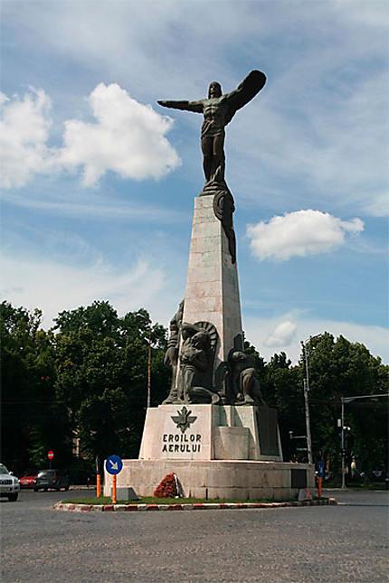 Statuia Aviatorilor