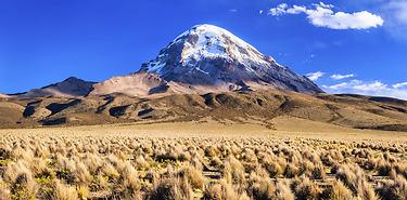 Les volcans du Sud-Lipez