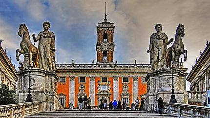 Rome Les Dioscures