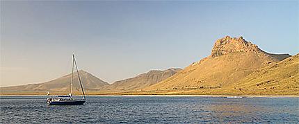 Sailing Cabo Verde