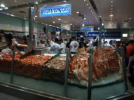 Fish Market à Sydney