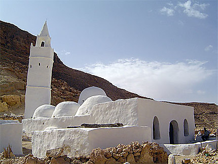 Mosquée à Chenini