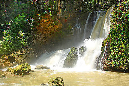 Paysage de Jamaïque