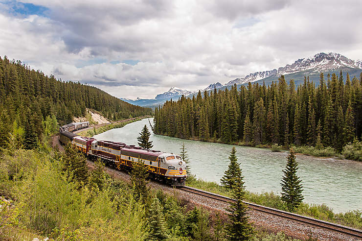 Royal Canadian Pacific, Canada