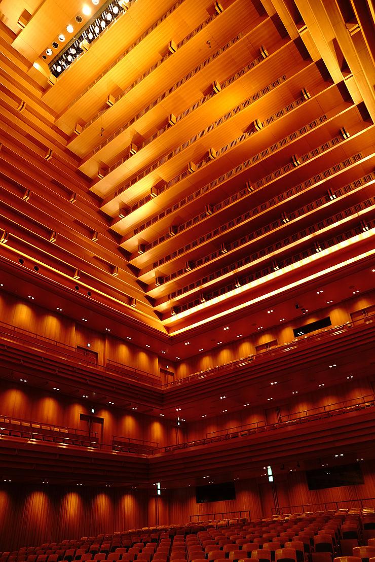 Assister à un opéra dans un gratte-ciel au Tokyo Opera City Hall