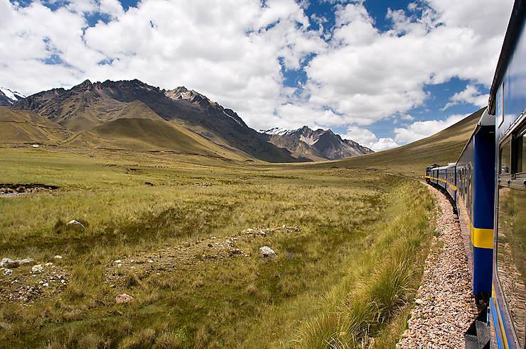 Andean Explorer, Pérou