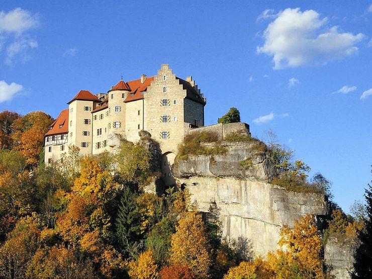 Allemagne - Dormir dans des châteaux en Bavière