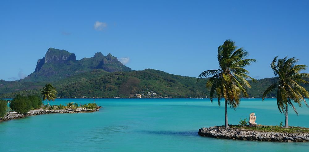 Un mois en Polynésie avec bébé