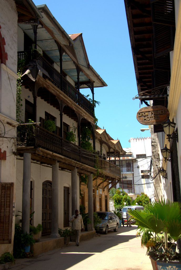 Zanzibar Town (Stonetown) - Zanzibar