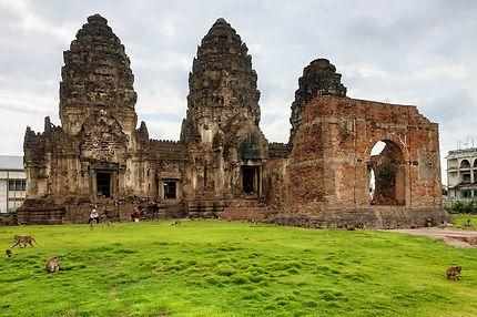 Prang Sam Yot  site historique