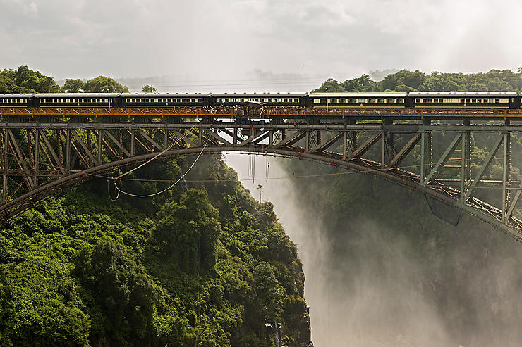 Rovos Rail Pride of Africa, Afrique australe