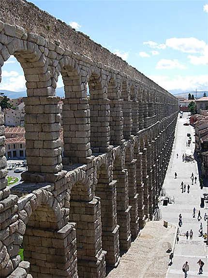Aqueduc de Segovia