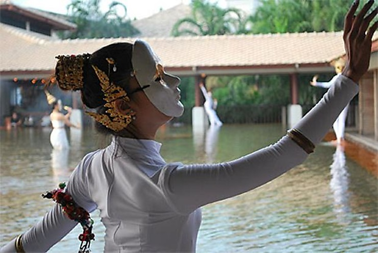 Danse à Phuket