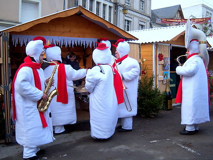 Village de Noël en Musique