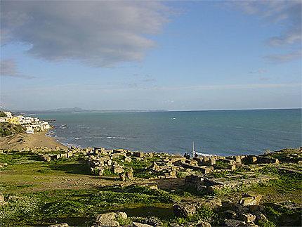 Selinunte, ancienne cité grecque côtière