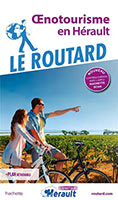 Backpacker Wine Tourism Hérault