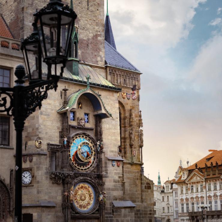 Anniversaire - L'horloge astronomique de Prague a 610 ans