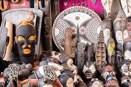 Essaouira, Art africain