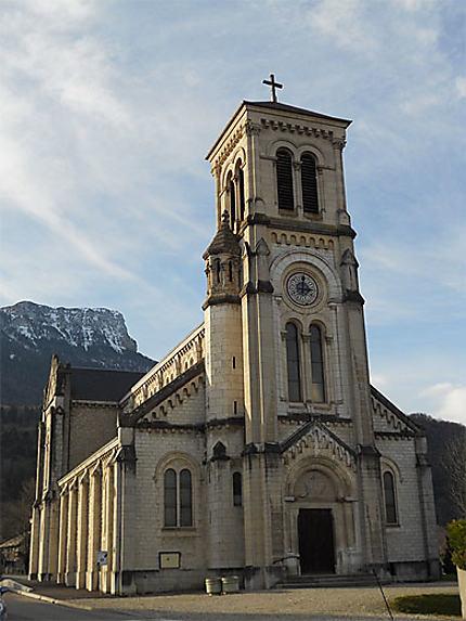 Eglise de Chapareillan